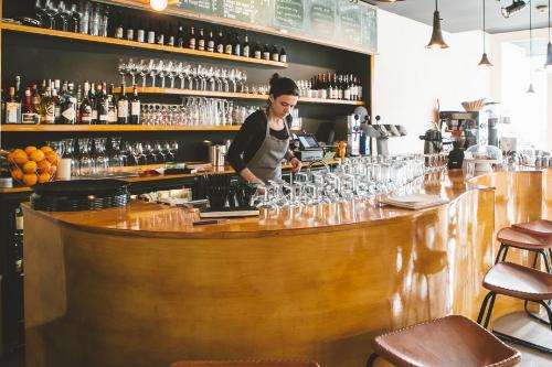 Muzieklokaal Bar Jackaroo